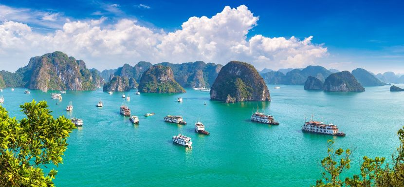 Photo of vietnam islands